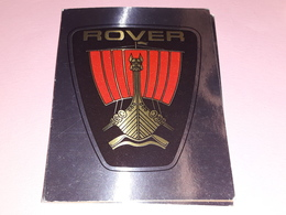 Rover Panini S Stickers Figurina - Panini