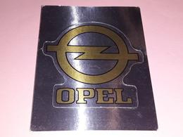 Opel  Panini S Stickers Figurina - Panini