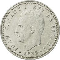 Monnaie, Espagne, Juan Carlos I, Peseta, 1983, TTB, Aluminium, KM:821 - [ 5] 1949-… : Royaume