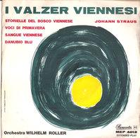 I VALZER VIENNESI J. STRAUS WILHELM ROLLER - Classica