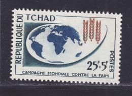 TCHAD N°   83 ** MNH Neuf Sans Charnière, TB (D7667) Campagne Mondiale Contre La Faim - 1963 - Chad (1960-...)