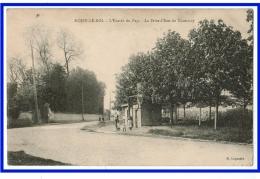 22832 CPA NOISY LE ROI : L' Entrée Du Pays - La Prise D'esu Du Tramway !!  1924 !! Jolie Carte ! - France