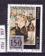 ITALIA REPUBBLICA, 2009, Giornale La Nazione, Usato - 6. 1946-.. Repubblica