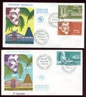 Polynésie - FDC -  Musée Gauguin - 1965 - FDC
