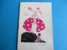 Petit Catalogue/ Oeuvres Libres / Livres Rares Et Curieux/Erotisme/Vers 1920-1940         CAT243 - France