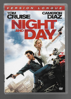 DVD Night And Day - Action, Adventure