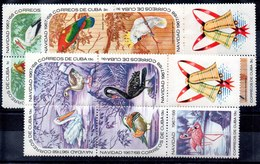 Serie De Cuba N ºYvert 1186/00 (**) - Cuba