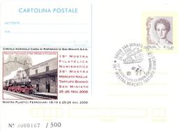 STATIONERY SAN MINATO  TRUFFLE EXHIBITION  (SET180187) - Alimentazione