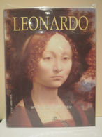 Libro: Leonardo. Artísta, Físico, Inventor. Julio Arrechea. Editorial Libsa 2005. 376 Pp. - Cultura