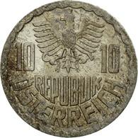 Monnaie, Autriche, 10 Groschen, 1981, Vienna, TB+, Aluminium, KM:2878 - Autriche