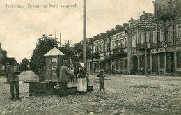 PONIEWIESZ - STRASSE Vom MARKL AUSGEHEND - - Lithuania