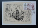 Carte Maximum Card Don Quichotte Don Quijote Cheval Horse Espagne Spain Ref 70993 - Tarjetas Máxima