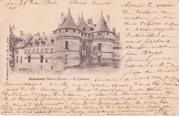 CPA - Chaumont Le Château - Andere Gemeenten