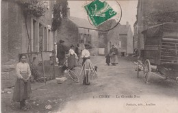 CIVRY - Francia