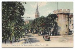 CPA DE CAEN,14,DANS LES ANNEES 1920 - Caen