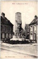 80 RUE - Le Monument Aux Morts - Rue