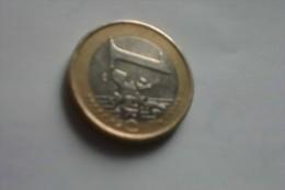 PIECE DE 1 EURO PAYS BAS 2002 - Pays-Bas