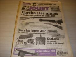 LVJ La VIE Du JOUET 12 10.1996 ARMES EUREKA JOUETS JEP AVION DEWOITINE 332 - Brocantes & Collections