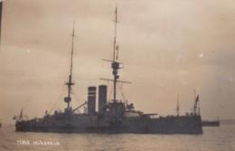 H.M.S. HIBERNIA - Guerra