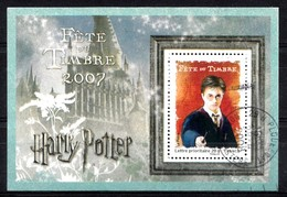 FRANCE 2007 Mi.nr: Block 68 Harry Potter  Oblitérés - Used - Gestempeld - Oblitérés