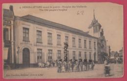 62 - HENIN LIETARD--Avant La Guerre--Hospice De Vieillards---animé - France
