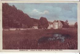 Cpa  Vermenton  Abbaye De Reigny - Vermenton