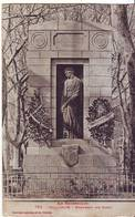 Cpa Collioure  Monument Aux Morts - Collioure