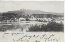 AK 0042  Marbach Mit Maria Taferl - Verlag B.K.W.I. Um 1904 - Maria Taferl