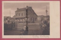 62 - BILLY MONTIGNY---Bahnhof  ( La Gare ) --animé - France