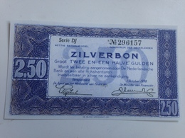 Billete Holanda. 2,5 Gulden. 1938. Amsterdam. Pre II Guerra Mundial. Réplica. Sin Circular - Altri