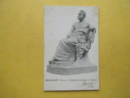 BESANCON. La Statue De Victor Hugo Par Becquet. - Besancon