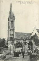 Saint Jean Du Doigt * Le Portail Et L'eglise - Saint-Jean-du-Doigt