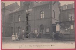 62 - BILLY MONTIGNY----La Mairie ---animé - France