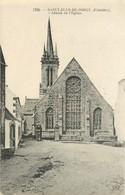Saint Jean Du Doigt * Abside De  L'eglise - Saint-Jean-du-Doigt