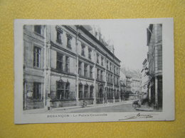 BESANCON. Le Palais Granvelle. - Besancon