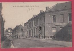 62 - BILLY MONTIGNY---Rue De Rouvroy---animé - France