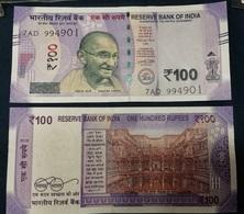 India - 100 Rupees 2018 UNC Ukr-OP - India
