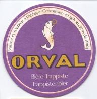 #D225-112 Viltje Orval - Beer Mats