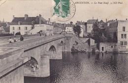 ARGENTON LE PONT NEUF (dil413) - Argenton Chateau