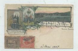 Port-au-Prince (Haïti) :3 Vues Dont Portrait De JJ Dessalines En 1907 (animé)  PF . - Postcards