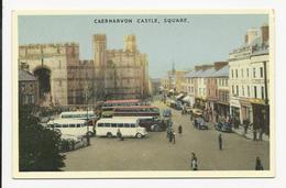 Caernarvon Castle * Square - Zonder Classificatie