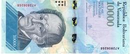 Venezuela P.98  10000 New  Bolivares 2016 Unc - Venezuela