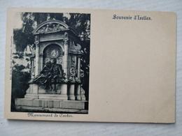 Souvenir D'Ixelles. Monument De Coster - Elsene - Ixelles