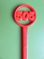 208 - Touilleur - Agitateur - Mélangeur à Boisson - Apéritif 505 Americano - Swizzle Sticks