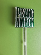 209 - Touilleur - Agitateur - Mélangeur à Boisson - Liqueur Pisang Ambon Vert - Swizzle Sticks