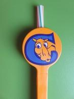 210 - Touilleur - Agitateur - Mélangeur à Boisson - Tabac Camel - Porte Paille - Swizzle Sticks