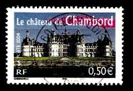 France  2004  Mi.nr: 3851 Schloss Chambord  Oblitérés - Used - Gestempeld - Oblitérés