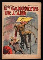 Hebdomadaire Les Gangsters De L'air N°24 Illustrations Pellos De 1939 - Livres, BD, Revues