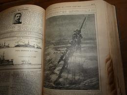 1907 Naufrage Du HILDA à St-Malo;Benjamin Rabier;etc(éd. Luxe) ALMANACH HACHETTE (Encycl. Populaire De La Vie Pratique); - Encyclopédies