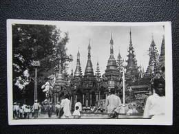 AK RANGUN Burma Myanmar 1938///  D*34263 - Myanmar (Burma)